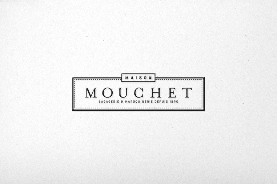 Logo de la Maison Mouchet par Derder.fr