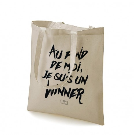 Tote bag #1 « Winner »